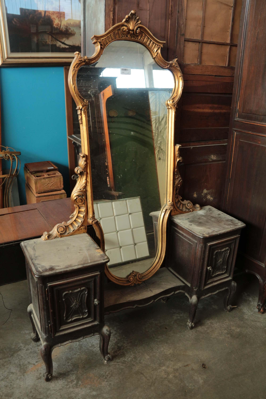 Camera Da Letto Barocco Piemontese Meta 900 Eureka Mercatino Dell Usato