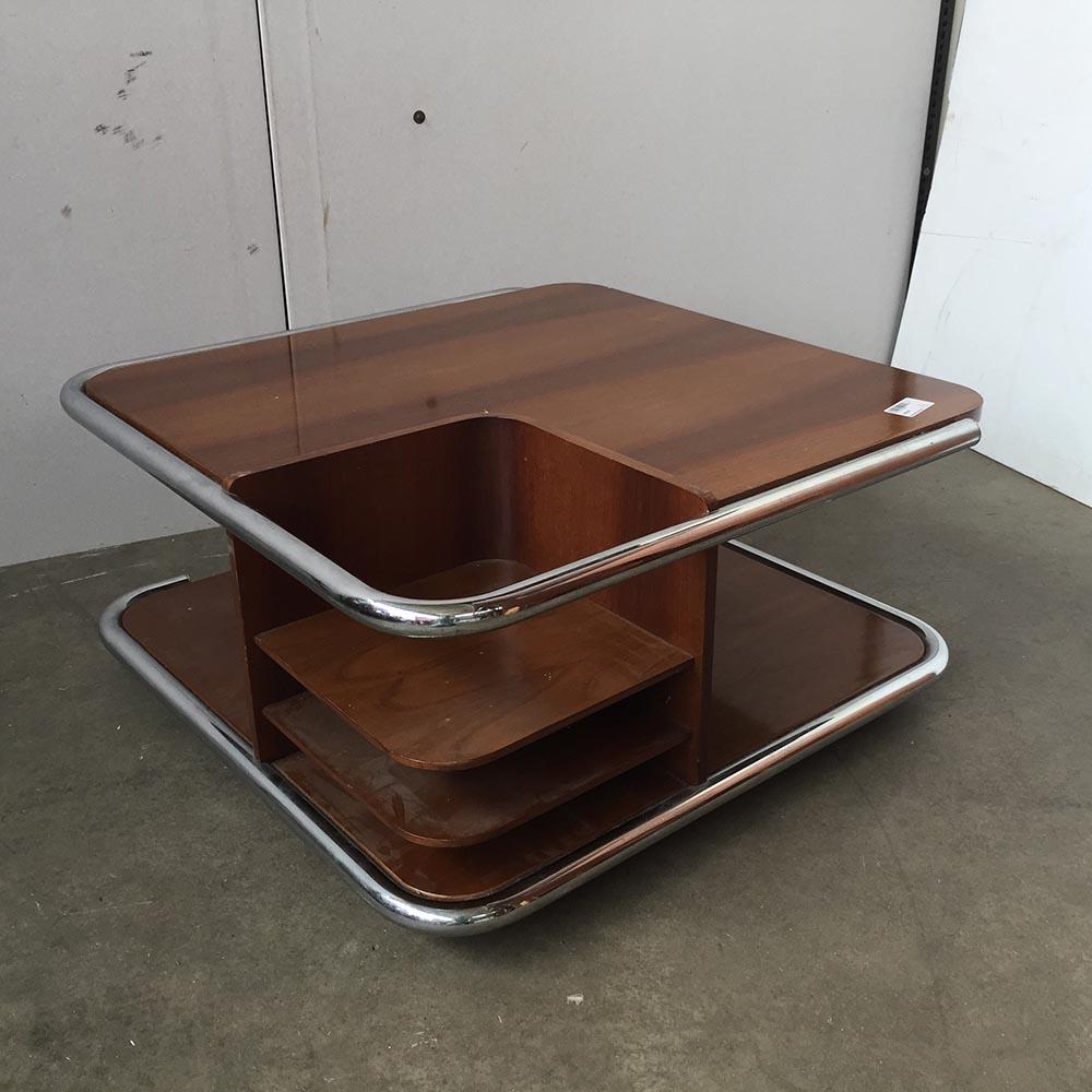 Tavolino da salotto anni 60 70 mercatino dell 39 usato eureka for Tavolino anni 60 design