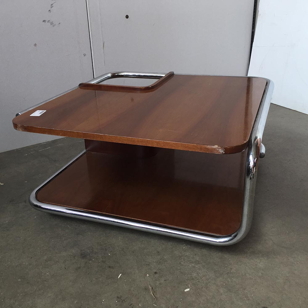 Tavolino da salotto anni 60 70 mercatino dell 39 usato eureka for Tavolini anni 50